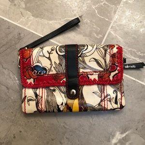 Sakroots Bags - Sakroots Wristlet clutch wallet purse mini tote